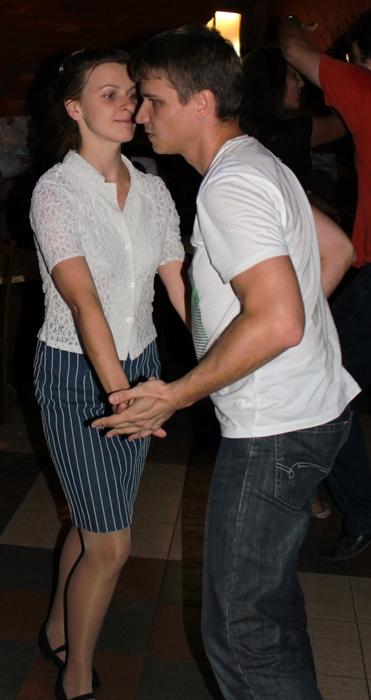 парные танцы в Самаре