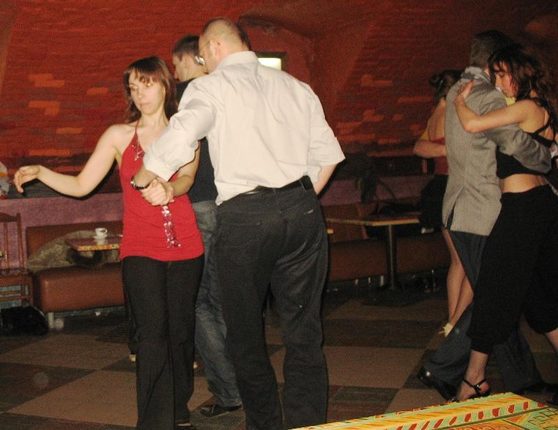 фотографии с танцами