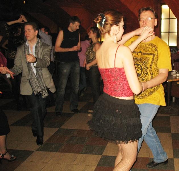 научиться танцевать в Самаре