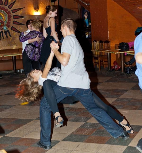 дискотека парных танцев - самара