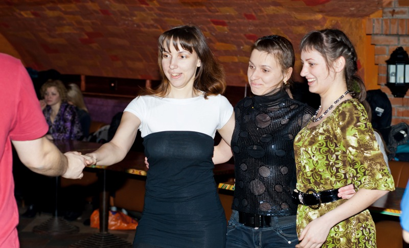 танцы для взрослых в Самаре